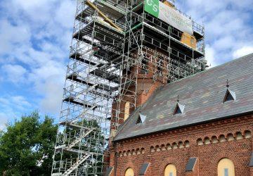 Leverandører af stilladsudlejning og montage - Jylland - CS City Stilladser